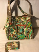 Spartina Handbag and matching wallet in Beaufort, South Carolina