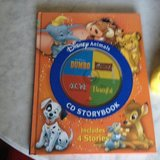 DISNEY ANIMALS CD STORYBOOK (new) in Vacaville, California