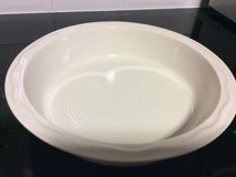 Large  cream dish mason cash make in Lakenheath, UK