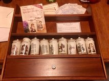 Hummel Spice jar and holder in Vacaville, California