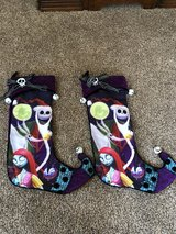 Nightmare Before Christmas Stockings in Camp Pendleton, California