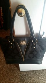 Black Coach purse in Fort Carson, Colorado