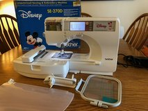 Brother SE270D Computerized Sewing and Embroidery Machine- Disney Edition in Vacaville, California