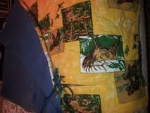 REALLY UNUSUAL SLEEPING BLANKET JUNGLE-PRINT in Cherry Point, North Carolina