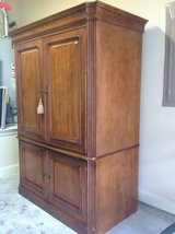 Entertainment Armoire - lowered price in CyFair, Texas