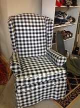 Wing back chair - lowered price in Conroe, Texas
