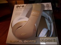 METAL BEATS XPERT PRO HEADPHONES WITH MIKE in Warner Robins, Georgia