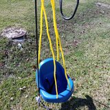 Swing in Cleveland, Texas
