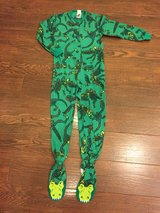 Boys Small Dinosaur Footie PJs in Fort Leonard Wood, Missouri