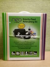 NEO-Gravity Feed Airbrushing Kit in Cleveland, Ohio