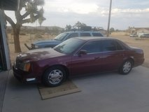 2001 Cadillac Deville in Yucca Valley, California