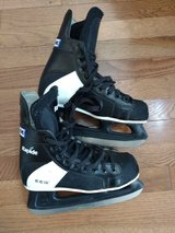 Ice skates for boy in Naperville, Illinois