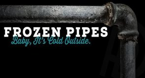 Frozen Pipes? Water everywhere? in Fort Campbell, Kentucky