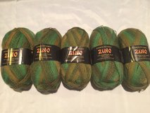 Plymouth Yarn Zino Sock Wool 5 skeins in Stuttgart, GE