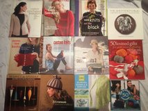 Lot of 12 Knitting books in Stuttgart, GE