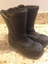 Land's End boys winter boots size 4 in St. Charles, Illinois