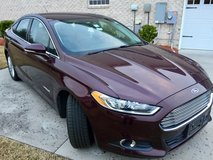 2013 Ford Fusion Hybrid SE (mint) in Wilmington, North Carolina