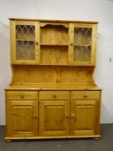 Pine triple dresser in Lakenheath, UK
