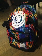 back pack *ELEMENT* in Okinawa, Japan