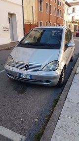 mercedes A class 170 CDI year 2003 automatic in Vicenza, Italy
