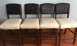 4 bar height chairs in Fort Drum, New York