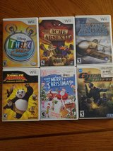 Wii Games in Lockport, Illinois