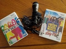 Wii Sing-It Games in Lockport, Illinois