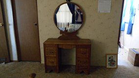 old vanity in Alamogordo, New Mexico