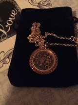 Thank you memory locket in Lakenheath, UK