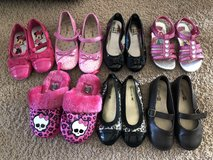 Girls shoes size 9-11.5 in Morris, Illinois