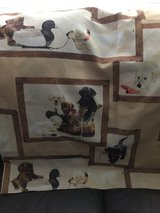 Lab Puppies and Ducks Shower Curtain in Kingwood, Texas