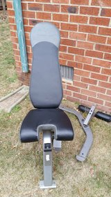 Fitness Gear workout bench in Fort Lee, Virginia
