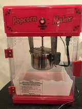Waring Pro Popcorn Maker with built in bowl in Oswego, Illinois