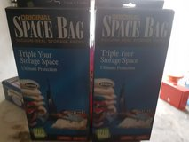 Space saver bags new in Ramstein, Germany