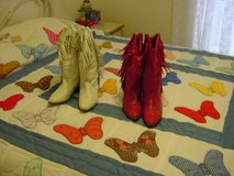 Ladies Leather Boots in Alamogordo, New Mexico