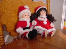 Christmas Dolls in Alamogordo, New Mexico