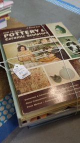 DIY Pottery book bundle in Warner Robins, Georgia