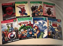 Step up super hero books in Orland Park, Illinois