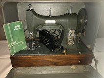 1940's White sewing machine in Tinley Park, Illinois
