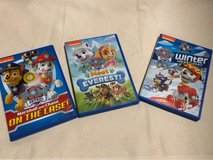 Paw Patrol DVDs in New Lenox, Illinois