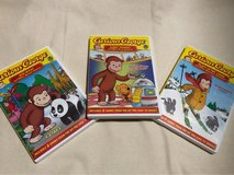 Curious George DVDs in New Lenox, Illinois