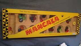 Mancala game in Fort Riley, Kansas