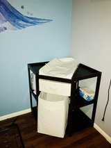 Corner changing table in San Diego, California