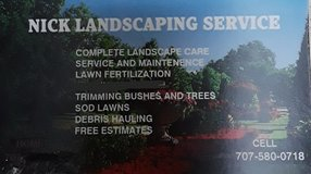 Landscaping  service in Vacaville, California