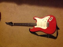 silvertone electric guitar in Vista, California