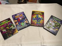 Teenage mutant ninja turtles DVDs in Tinley Park, Illinois