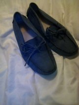 loafers  in blue  size 7 vgc mens in Lakenheath, UK