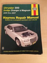 Haynes Repair/ Dodge Charger in Ramstein, Germany