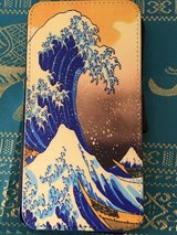 Cell phone case 6 S plus Japanese Wave in Okinawa, Japan