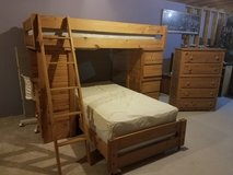 Bunk Bed and dresser in Fort Drum, New York